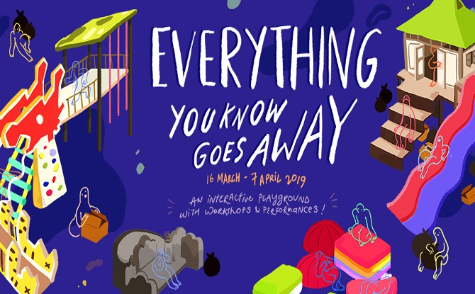 Everything you know goes away Key Visual 2019 1