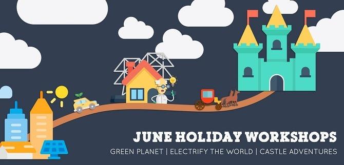 Explorer Junior June Holiday 2019 Website Cover