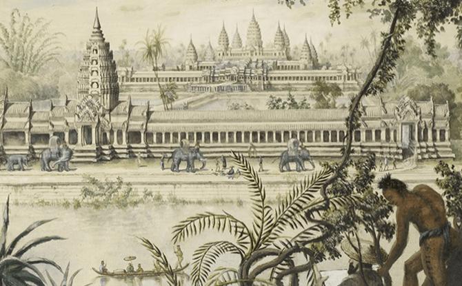 Angkor: Exploring Cambodia's Sacred City