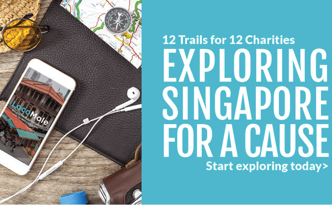 Exploring Singapore for a Cause