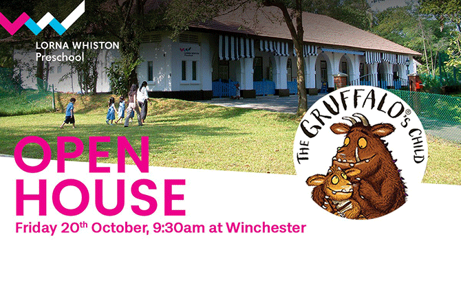 Lorna Whiston Winchester Preschool Open House – 20 October 2017