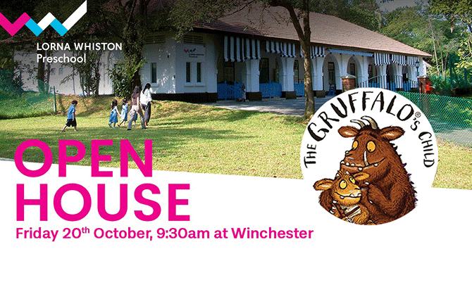Lorna Whiston Winchester Preschool Open House – 20 October 2017