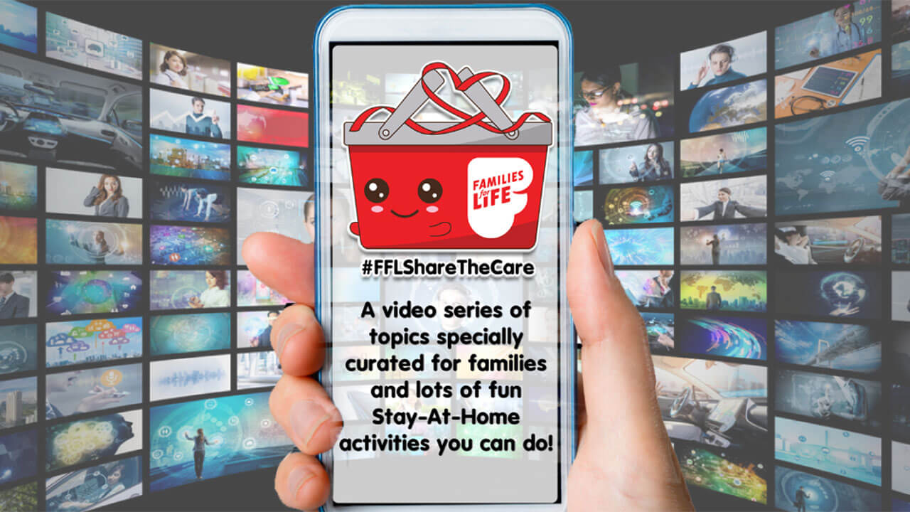 #FFLShareTheCare Series: Families For Life Programming in April and May