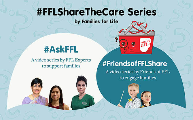 #FFLShareTheCare Series is now available