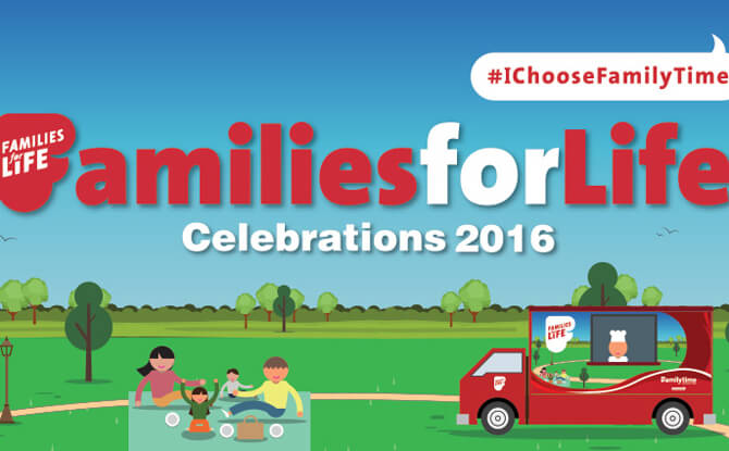 Families for Life Celebrations 2016