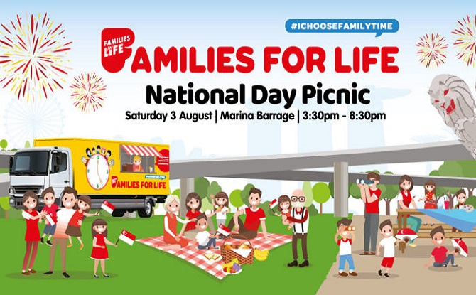 Families for Life Nat Day Picnic 2019