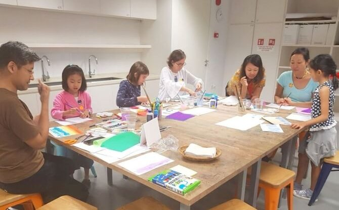 Family Art Workshop: Build a Ship of Imagination