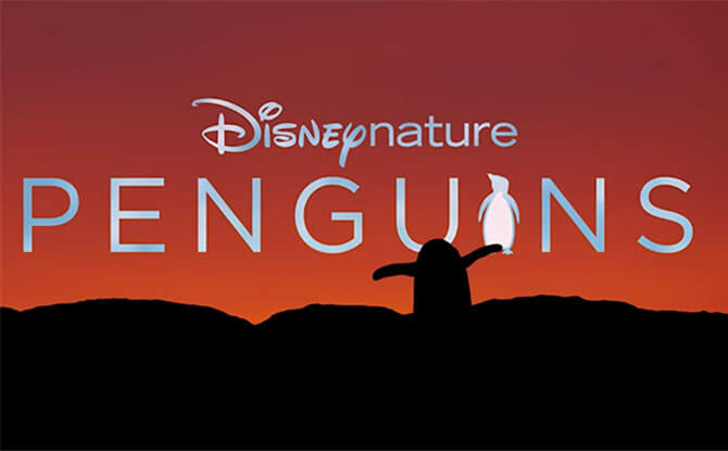 Penguins - Family-friendly Movies to Watch