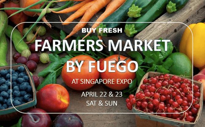 Farmers Market by FUEGO