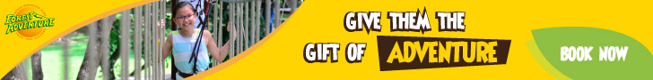 Forest Adventure Leaderboard Banner 2: Gift of Adventure