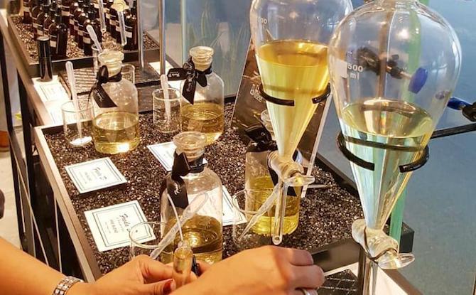 Freda'D Perfumes - Personalised Fragrances In Singapore