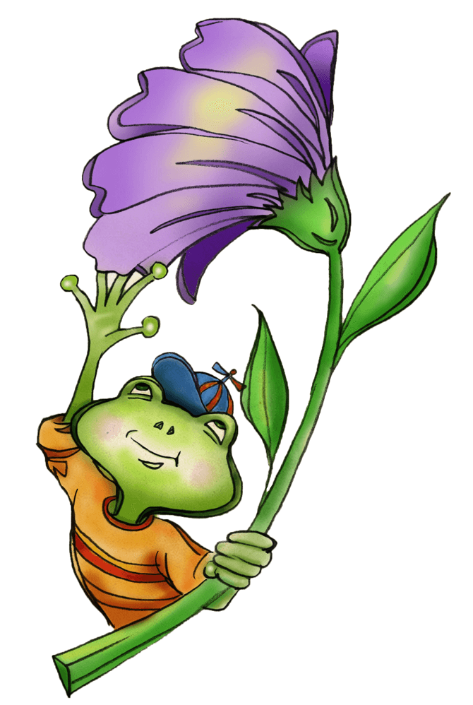 I Theatre Little Green Frog