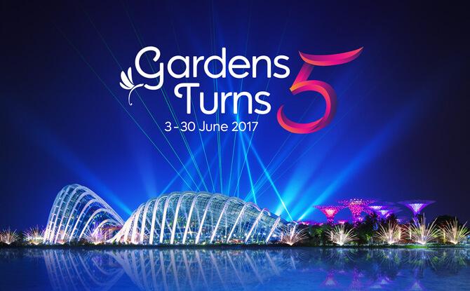 Gardens Turns 5