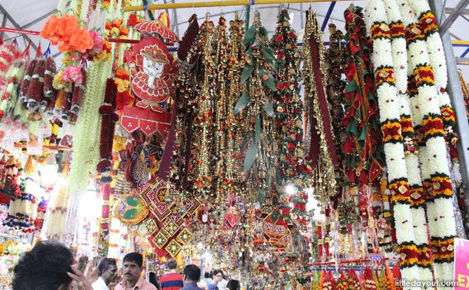 Generic Deepavali market