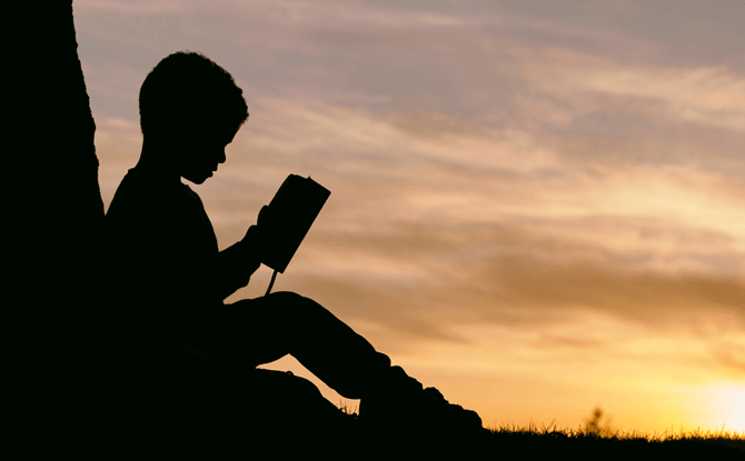 Generic book reading