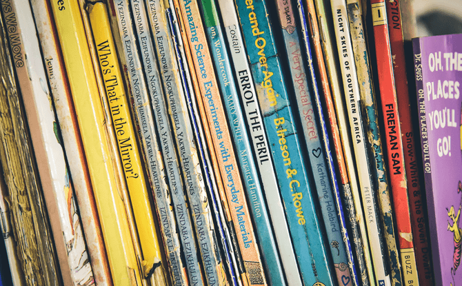 Generic books