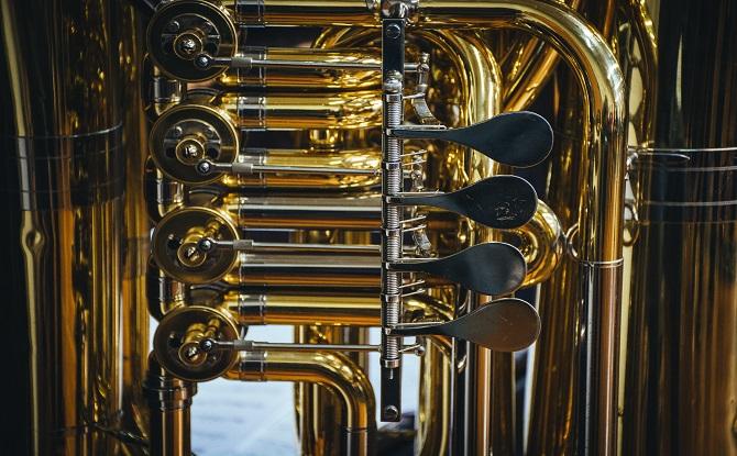 Generic brass wind instrument 1