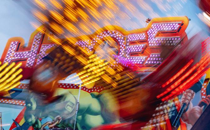 Generic carnival lights