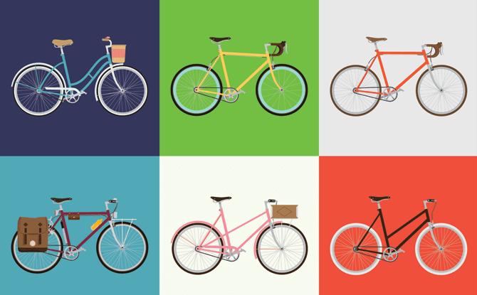 Bike Tours around Marina Bay