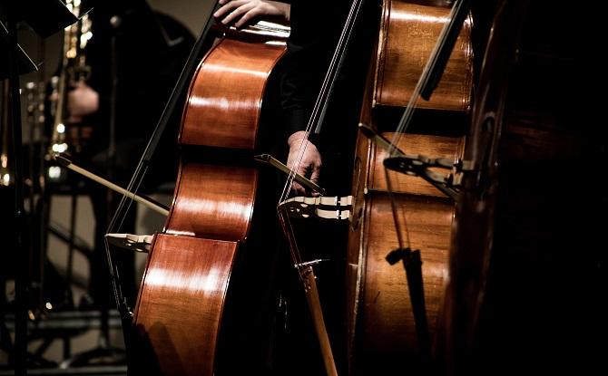 Generic cello musicians