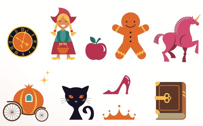 Generic fairytale pumpkin gingerbread