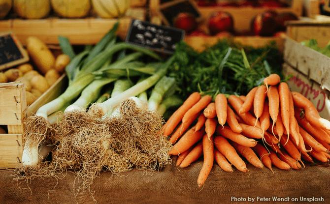 Generic fresh vegetables 3 4