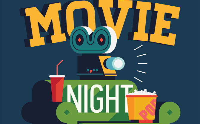 Generic movie projector