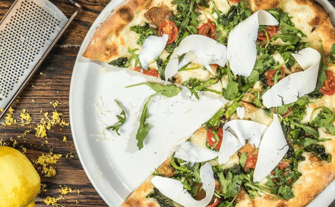 Generic pizza