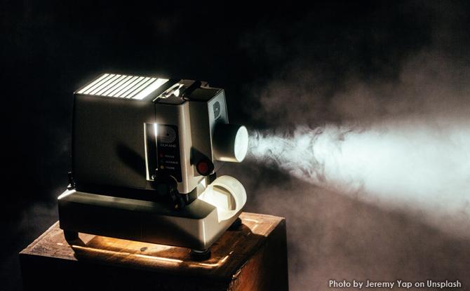 Generic projector light