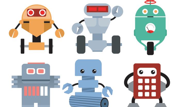 Generic robots science