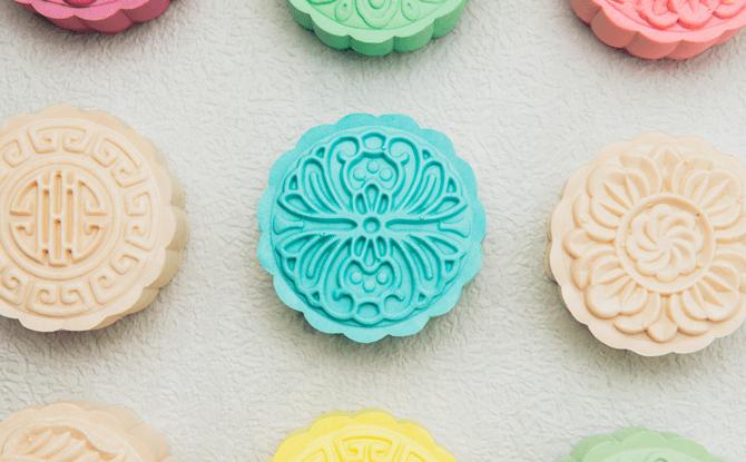 Garden Treats: Mid-Autumn Special: Snowskin Mooncakes (A Culinary Workshop)