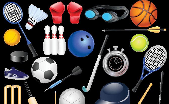 Generic sports gear
