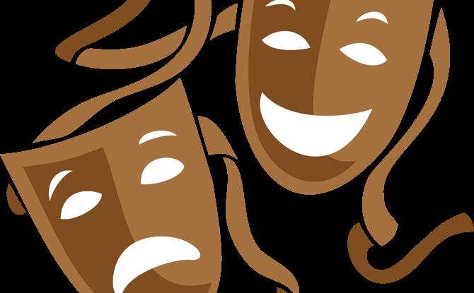 Generic theatre masks 4