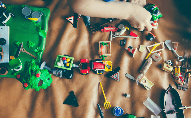 Workshop for Parents: The Amazing Benefits of Child-directed Play