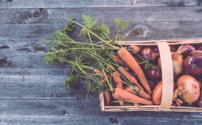 Generic vegetables market