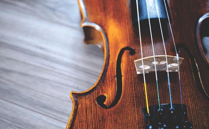 Generic violin