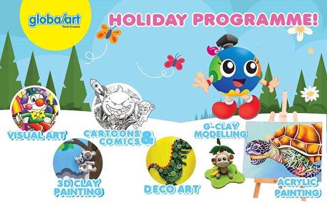 Global Art Holiday Programmes