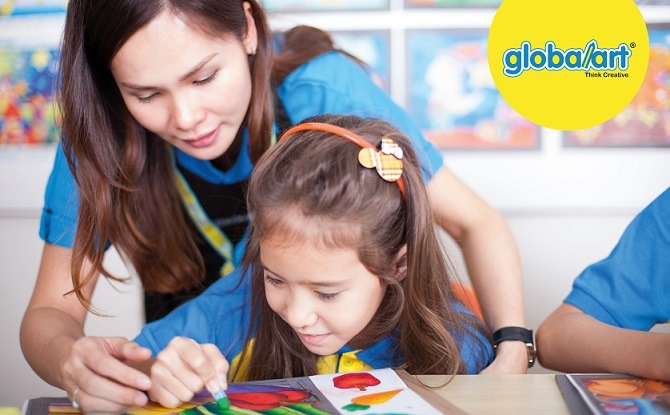 Global Art May & June Holiday Programmes