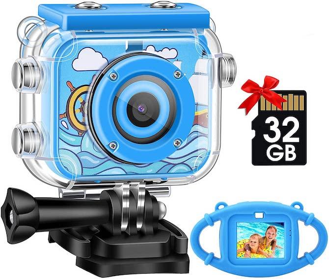 Gofunly Waterproof Action Video Digital Camera