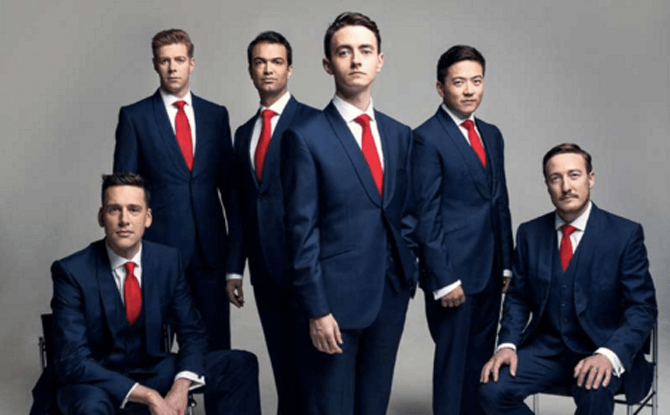 Gold 50 The King's Singers: The King's Singers with the Singapore Symphony Children's Choir