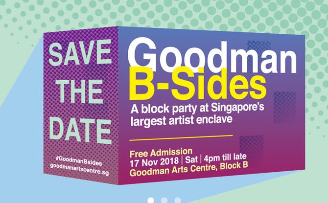 Goodman: B-Sides 2018