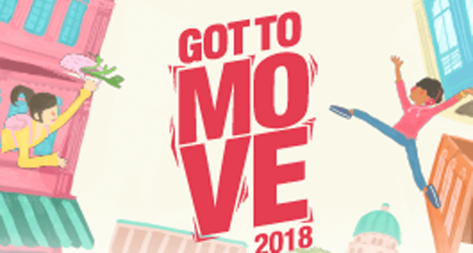Got To Move NAC 2018