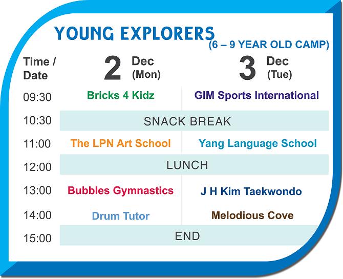 Grand Camp Young Explorers 2 3Dec