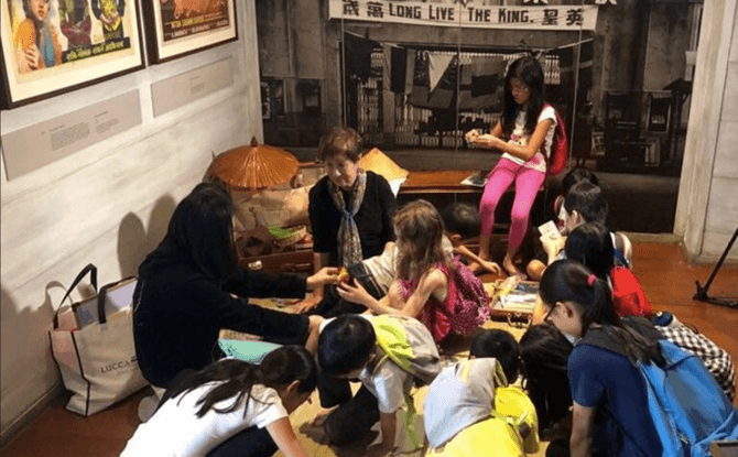 Family Fun at the National Museum: Grandparents' Day!