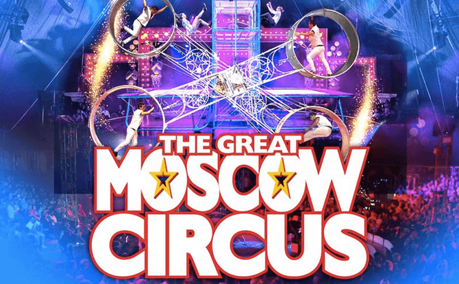 The Great Moscow Circus in Singapore: Entertainment Under the Big Top