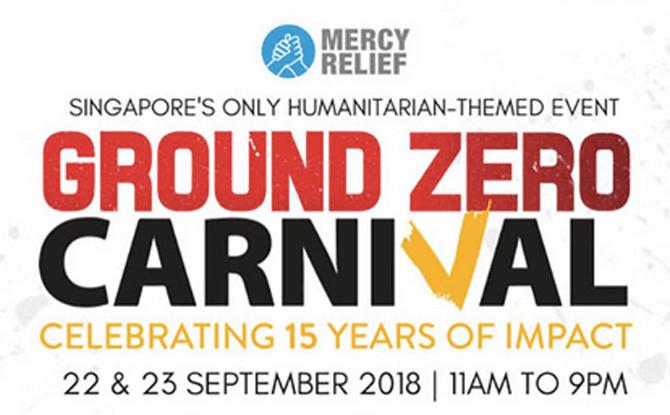 Ground Zero Carnival 2018