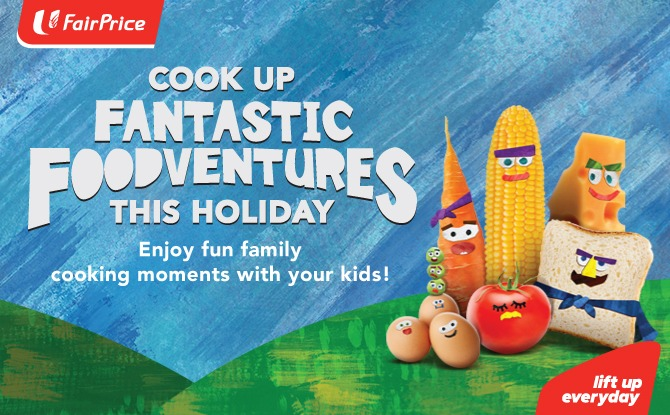 FairPrice Family Meals Month Giveaway