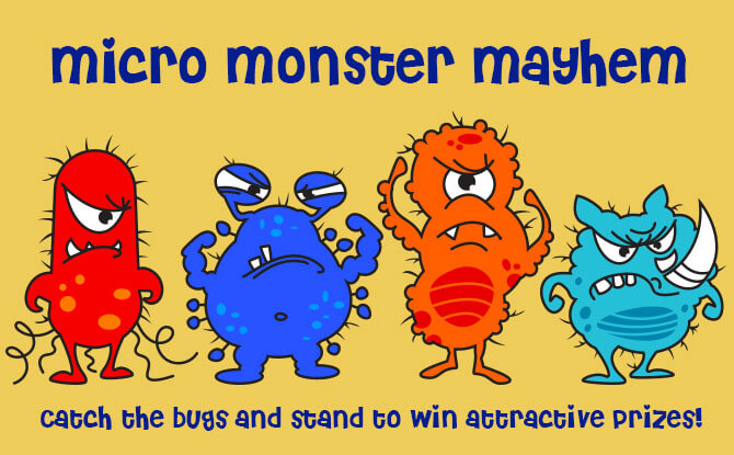 HPB Micro Monster Contest