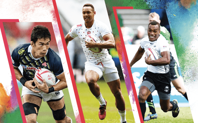 HSBC Singapore Rugby 7s 2017