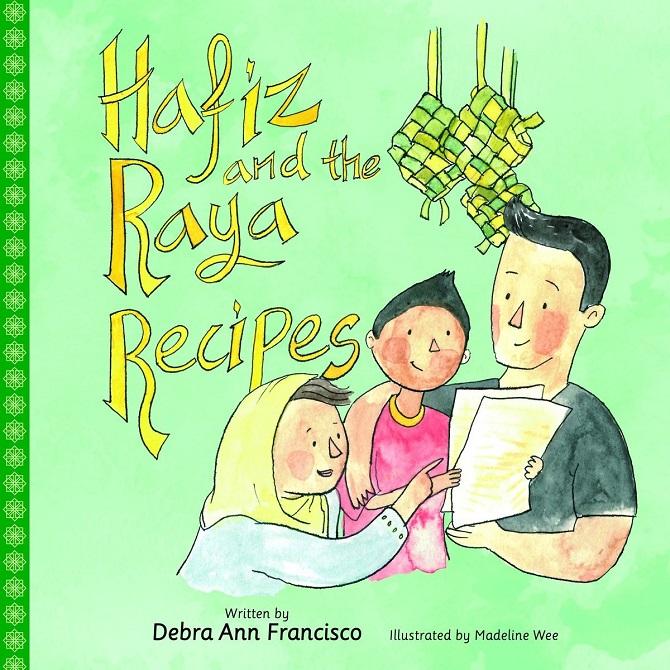 Hafiz and the Hari Raya Recipes